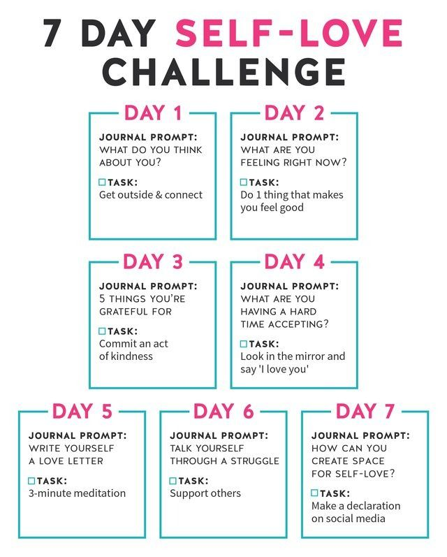 7 day challenge